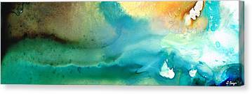Water Color Canvas Prints