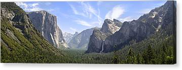 Yosemite Canvas Prints