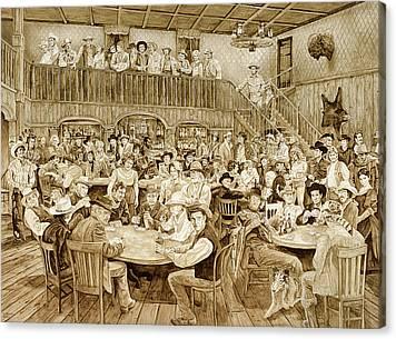 Burt Reynolds Canvas Prints