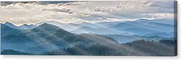 Apalachian Mountains Canvas Prints