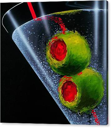 Cocktails Canvas Prints