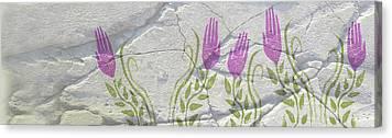Linoleum Canvas Prints