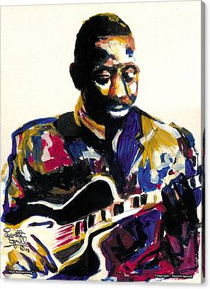 Frank Stella Canvas Prints