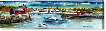 Millbury Paintings Canvas Prints