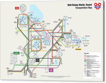 Disney World Resort Art | Pixels