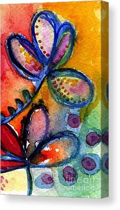 Drippy Canvas Prints