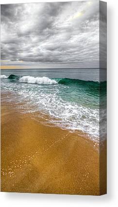 Flagler Beach Photographs Canvas Prints