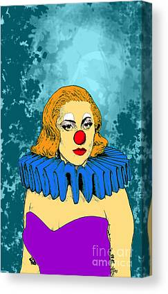 Lady Gaga Fame Monster Canvas Prints