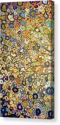 Diptych Paintings Canvas Prints