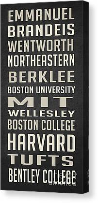 Northeastern University Canvas Prints