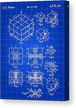 Algorithm Canvas Prints