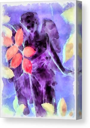 Guardian Angel Photographs Canvas Prints