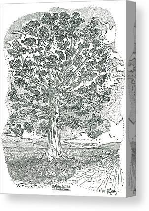 Spiritual Theme Canvas Prints