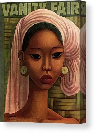 Exoticism Canvas Prints