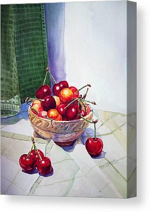 Printmaking Paintings Canvas Prints