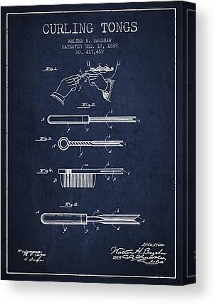 Patentee Canvas Prints