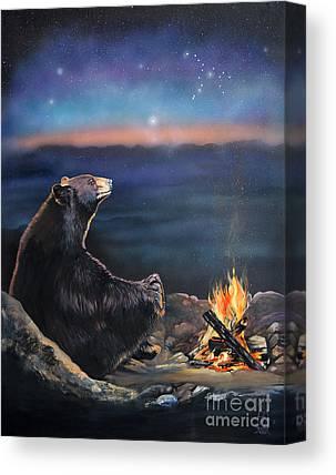Spirit Guides Canvas Prints