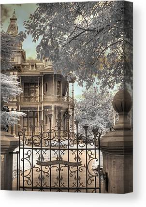 Littlefield House Canvas Prints