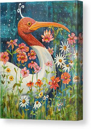 Fanciful Paintings Canvas Prints