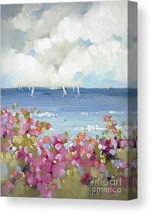 Nantucket Paintings Canvas Prints