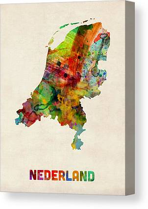 Nederland Canvas Prints