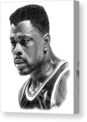 Ewing Drawings Canvas Prints
