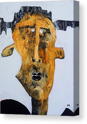 Expression Mixed Media Canvas Prints