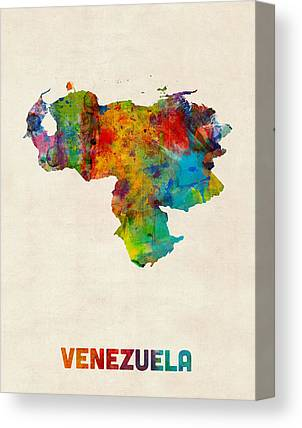 Venezuelan Canvas Prints