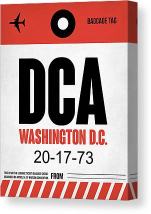 Washington D.c Canvas Prints
