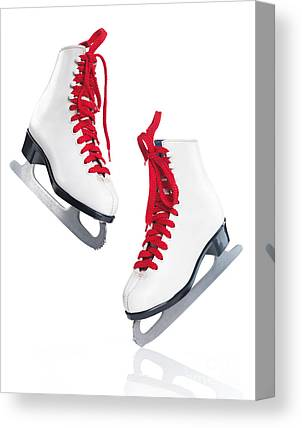 Skates Canvas Prints