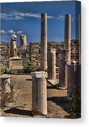 House Of Cleopatra Canvas Prints