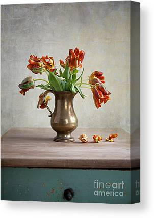 Container Mixed Media Canvas Prints