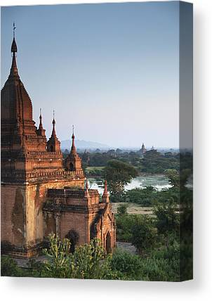 Bagan Canvas Prints