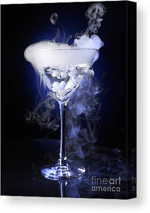 Cold Drink Canvas Prints