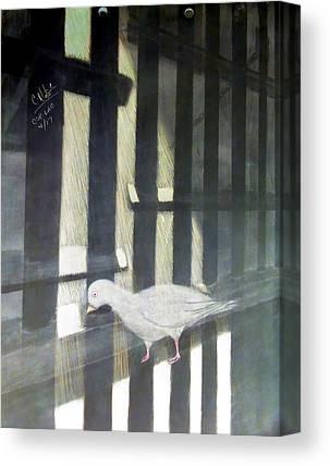 Donald C-note Hooker Canvas Prints