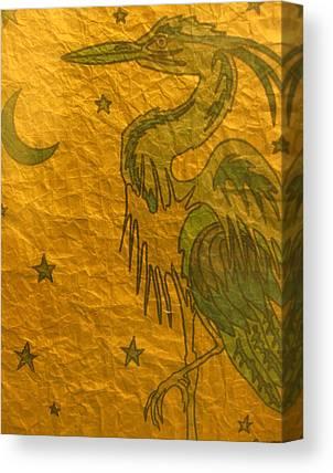 Maayingen Canvas Prints