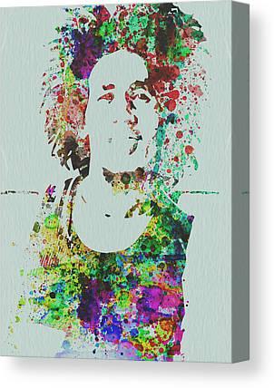 Reggie Canvas Prints