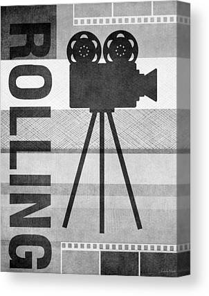 Camera Art Canvas Prints