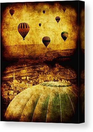 Turkey Canvas Prints