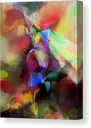 Contemporary Art Canvas Prints