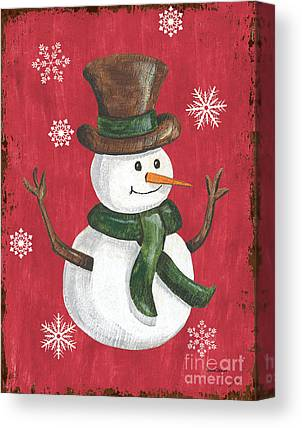 Holiday Decor Canvas Prints