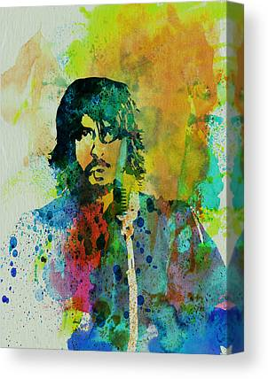 Foo Fighters Canvas Prints