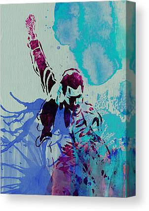 Mercury Canvas Prints
