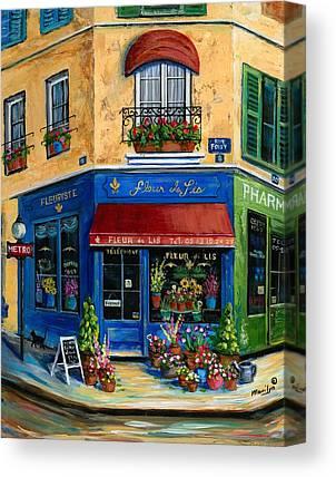 Shop Windows Canvas Prints