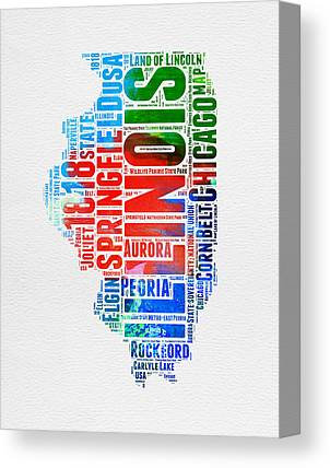 Springfield Illinois Canvas Prints