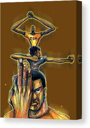 Iota Phi Theta Canvas Prints