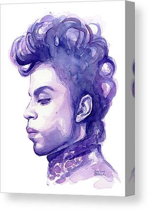 Princes Canvas Prints