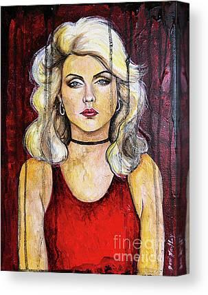 Debbie Hartley Canvas Prints