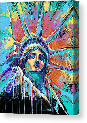 Liberty Canvas Prints