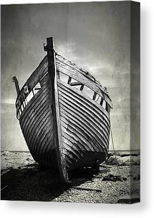 Shipwreck Canvas Prints